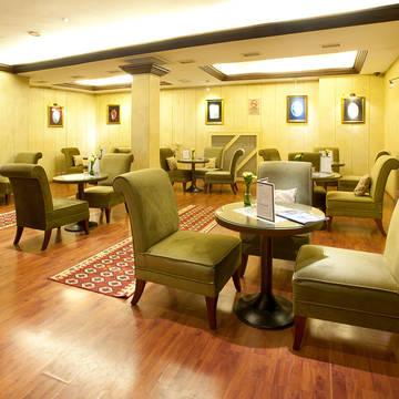 Lobby Hotel Ilkay