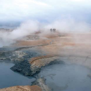 Geothermisch gebied - Myvatn