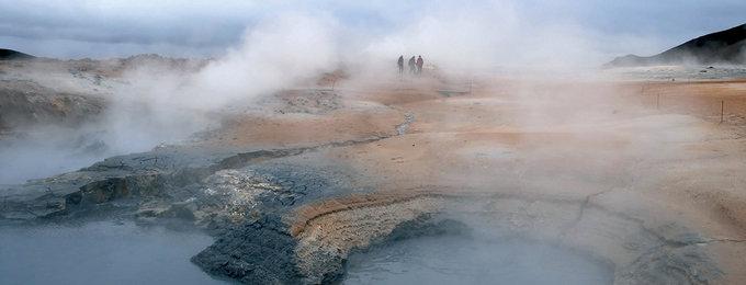 Fly-drive IJsland