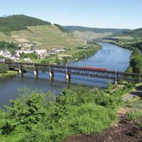 Doppelstockbrücke Alf-Bullay