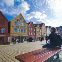 Bergen Bryggen Fotograaf: Sónia Arrepia