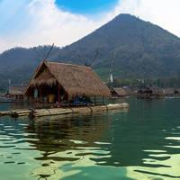 Huay Krating Lake in Loei