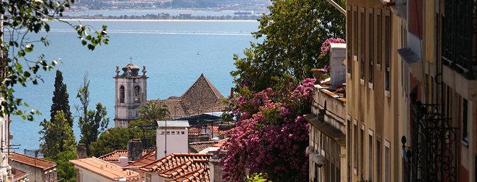 Romantisch Lissabon