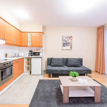 Appartement Appartementen Nova