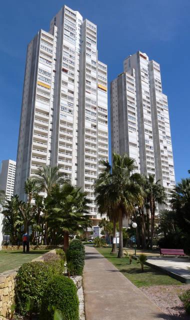 Appartementen Gemelos 22