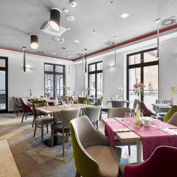 Restaurant Hotel Golden Tulip Kazimierz