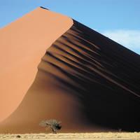 14 daagse privé rondreis inclusief vliegreis en huurauto Namibië in Vogelvlucht superior