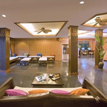 Lobby Thai House Beach Resort
