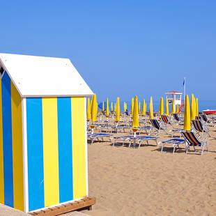 Strand beeld