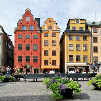 Stockholm gevels