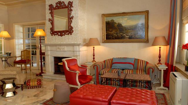 Lounge Hotel Lisboa Plaza