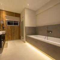Voorbeeld badkamer Suite