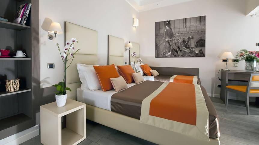 Kamer Hotel Demetra
