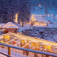 Kerstsfeer Triberg - Stadtverwaltung Triberg