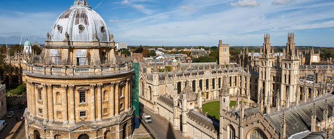 Universiteit Oxford
