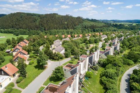 Goedkope autovakantie Nordrhein Westfalen 🚗️Vakantiepark Center Parcs Park Hochsauerland