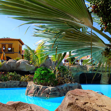 zwembad Europe Villa Cortés