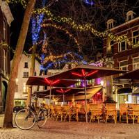 Kerstreis, kerstmarkt, Nederland, Steden