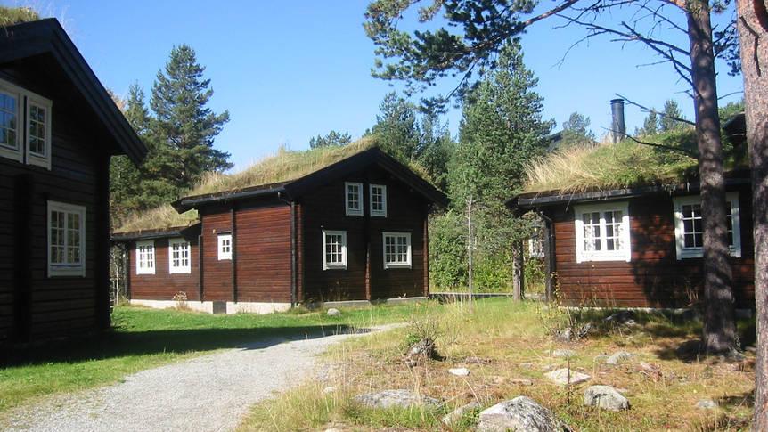 Exterieur Bardøla Vakantiewoningen