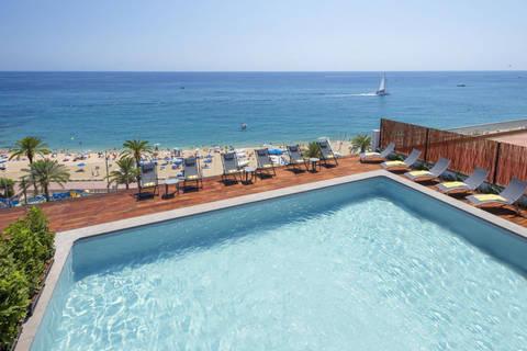 Goedkoop op vakantie Costa Brava 🏝️Hotel GHT Miratge