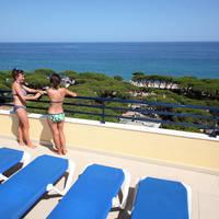 vista desde el hotel-Sea view from the hotel