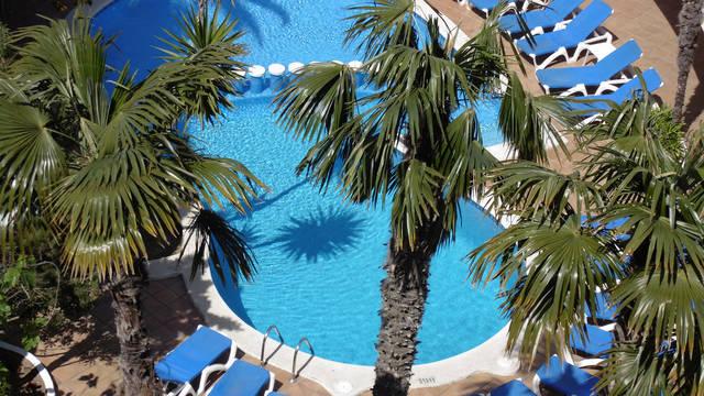Zwembad Hotel en appartementen Solimar