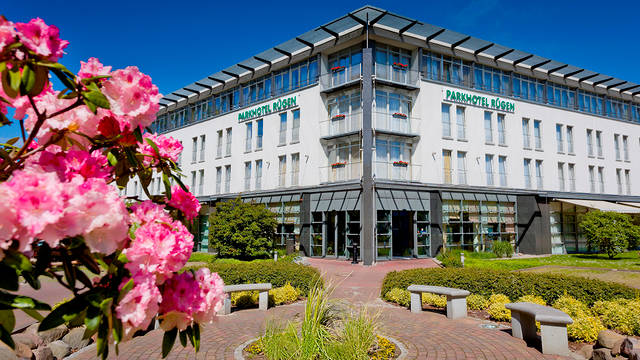Exterieur Parkhotel Rügen