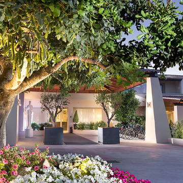 Exterieur Hotel San Teodoro