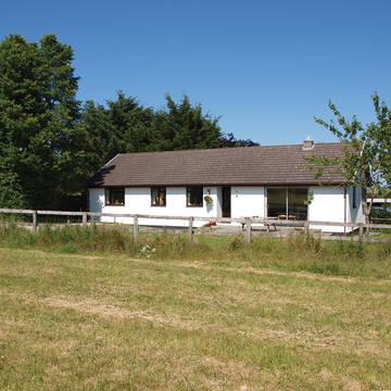Woodlands Cottage exterieur Eastcott Lodges