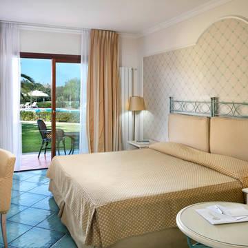 Voorbeeld kamer Hotel Santa Gilla