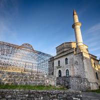 Ioánnina - Fethiye Moskee met de Tombe van Ali Pasha