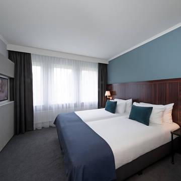 Voorbeeldkamer Bilderberg Hotel Kasteel Vaalsbroek