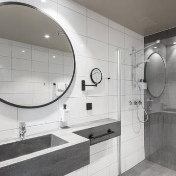 Badkamer Scandic Sjølyst Hotel