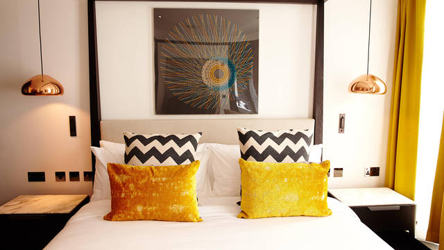 Kamer Hotel Indigo London - Tower Hill
