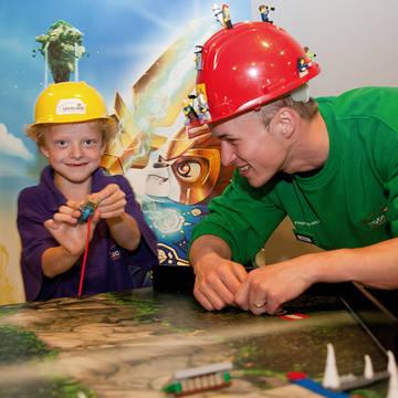 Legoland Discovery Centre Oberhausen Maritim Hotel Gelsenkirchen