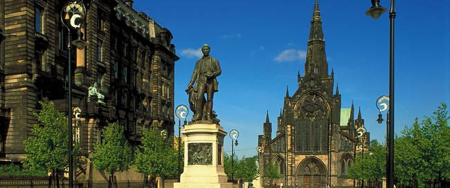 Glasgow katherdraal