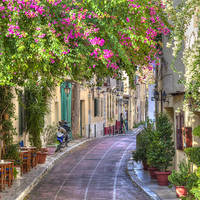 Sfeerimpressie Athene