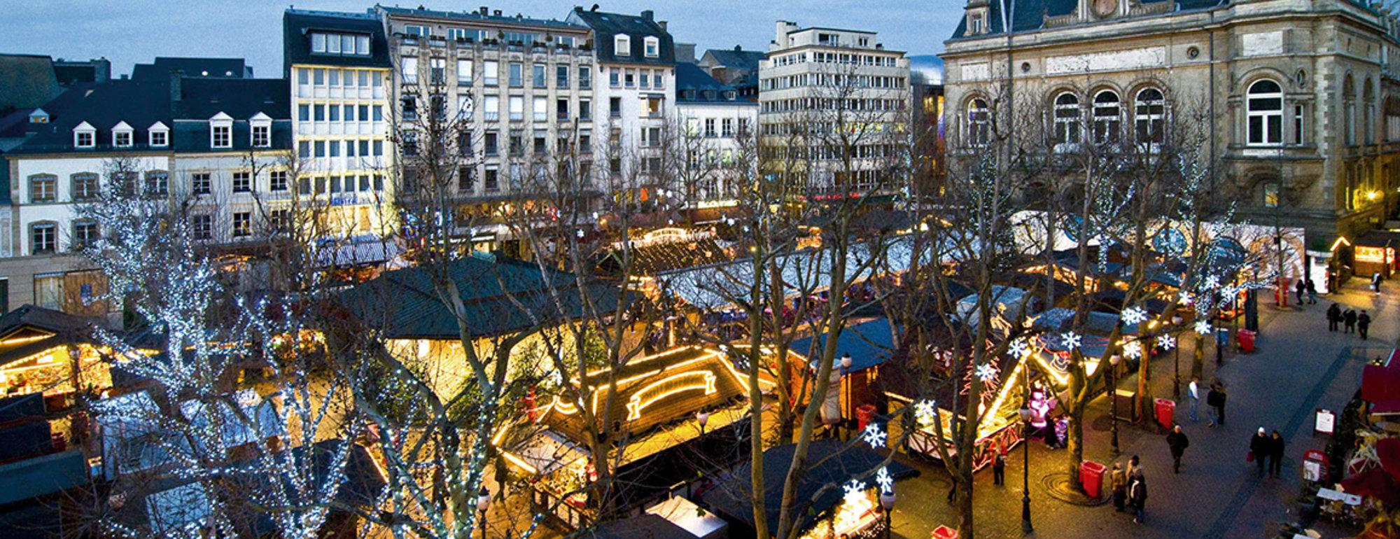Luxemburg-Stad