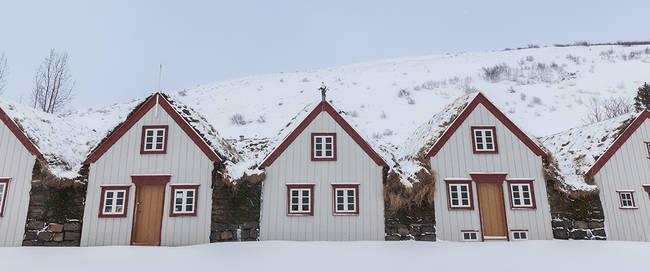 Thingvellir in de winter