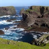 Shetland - Eshaness Cliffs