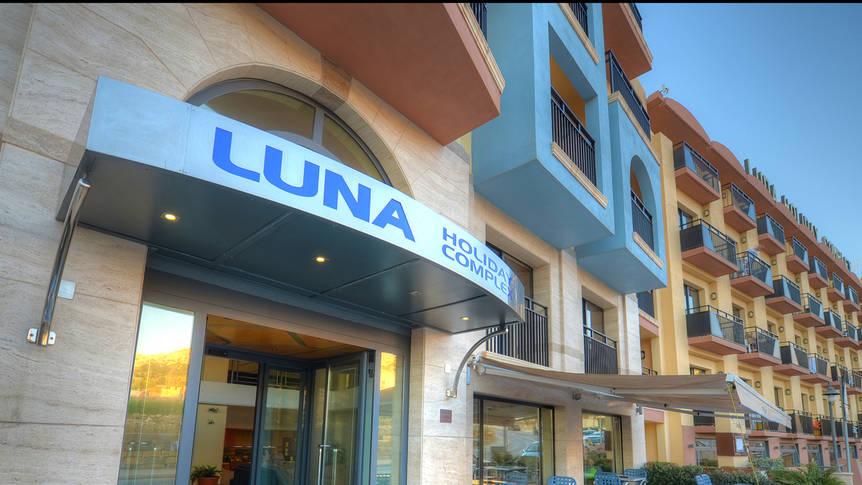 exterieur Luna Holiday Complex