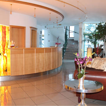 Receptie Hotel Kaunertalerhof