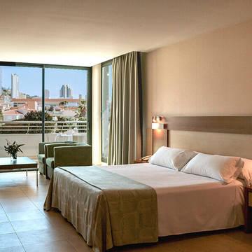 Voorbeeld kamer Hotel Deloix Aqua Center