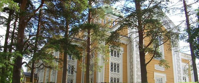 Kerimäki Houten Kerk
