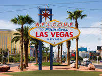 Welcome in Las Vegas