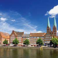 6 daagse busreis, Lübeck Hanzestad Lübeck