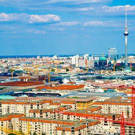 Treinreizen Berlijn