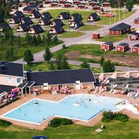 Resort met zwembad
