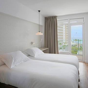 2-persoonskamer zijzeezicht Hotel HM Balanguera Beach - Adults Only