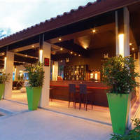 The Briza Beach Resort - Restaurant